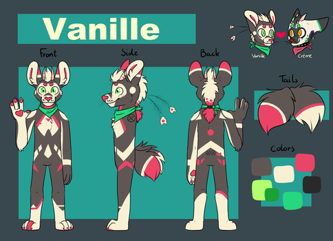 [PC] Vanille by LupisPone