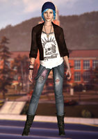 Chloe Price(Episode 1-5) Life is Strange by XKammyX