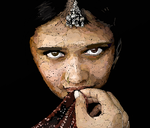 Indian Girl by Onzamour
