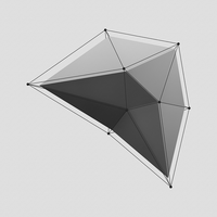 White Polygon by error-23
