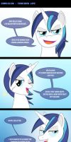 COM - Forbidden Love (COMIC) by AniRichie-Art