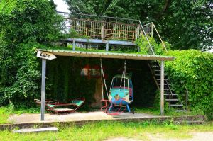 Old Playground by MarieLoup