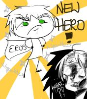 AL ,UR NOT ONLY HERO THERE. by Tammy10