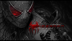 Spiderman - SOTW 34 - Marvel by keshavkd