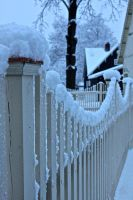 Snow Fence 2 by Lambieb123