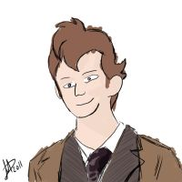The 10th Doctor by prometheus31