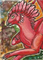 ACEO - wild-n-wintery by DarkAfi4