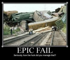 train fail by fred165