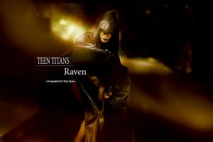 Raven by qcamera