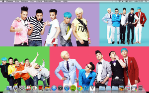 My Desktop Love by Aajla