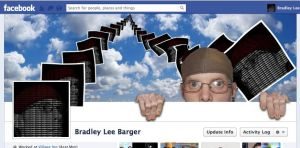 Facebook Timeline Cover Screenshot by BradleyBlazed