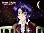 Athrun - Starry Night by Prince-in-Disguise