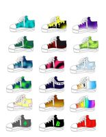 NEW CONVERSE DESIGNS RELEASED! by runningbox11