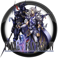 Final Fantasy IV Icon v1 by andonovmarko