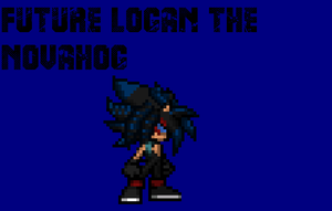 FUTURE LOGAN THE NOVAHOG!!!!!!!!!!!!!!!!!!!!!!!!!! by Xx-ApocalypseHeartxX