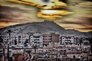 marrakech hdr by jiji82