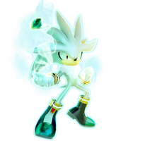 Silver The Hedgehog [POFOS] by eliacube