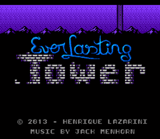 Everlasting Tower - Title Screen by 7Soul1