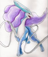 Suicune by TheSonoftheDarkness