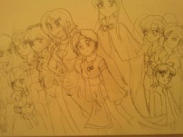 Aura and her descendants and reincarnated beings by s0ph14luvukn0w