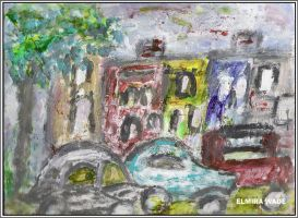 ELMIRA WADE-THE CITY by 14bigvic