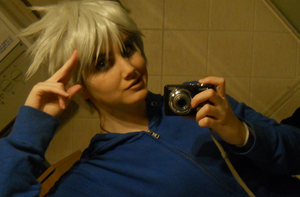 Jack Frost Cosplay WIP by BlackBeeBee