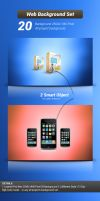 Web 2.0 Background Set ( all projects ) by calwincalwin