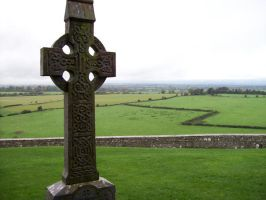Celtic Cross by GoblinStock