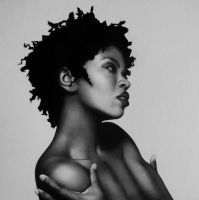 2013 'Ms Lauryn Hill' - pencil on paper by sameoldkid