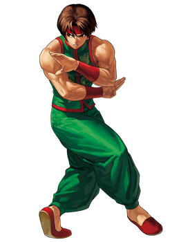 King Of Fighters XII Sie Kensou by hes6789