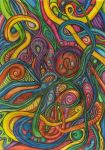 psychedelic pipe by Chazty