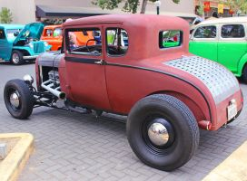 Traditional Hot Rod by StallionDesigns