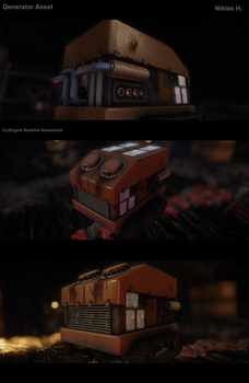 CryEngine Shader Test by Artificialproduction