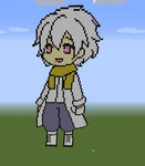 Clear Minecraft Pixel Art by 1horsey10