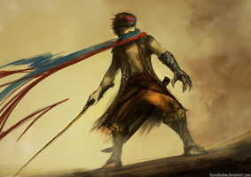 Prince of Persia by FoxInShadow