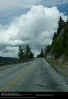 Road Highway Stock -1 by Tefee-Stock