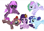 Mlp Oc Adopts by pinkiepie123awesome