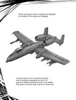 How To Draw Modern War_Warthog3 by joewight