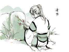 Qingming Festival by luthienelf