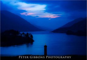 Glenfinnan Monument by Photo-Joker