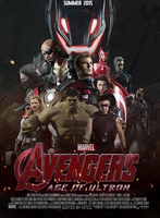 Avengers: Age of Ultron by ExoticGeneration21