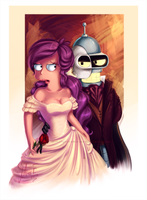 The 30% Iron Phantom by MissFuturama