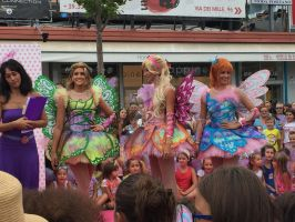 Winx Club Worldwide Reunion in Jesolo (VE) by Sirenix89