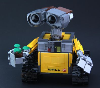 WALL-E by Deadpool7100