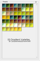 53 Gradient Varieties by Liasmani