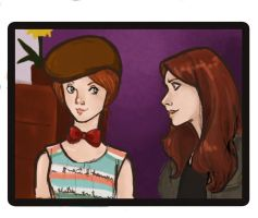 The Lizzie Bennet Diaries by Ratgirlstudios