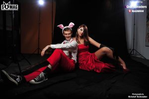 Jessica and Roger Rabbit 3 by Raechi-Cherie