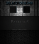 Texture Pattern Pack by ZelnickDesigns