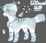 500 points/$5.00 - Aero pup [CLOSED] by stranqers
