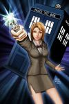Doctor Who genderswap by jaleh
